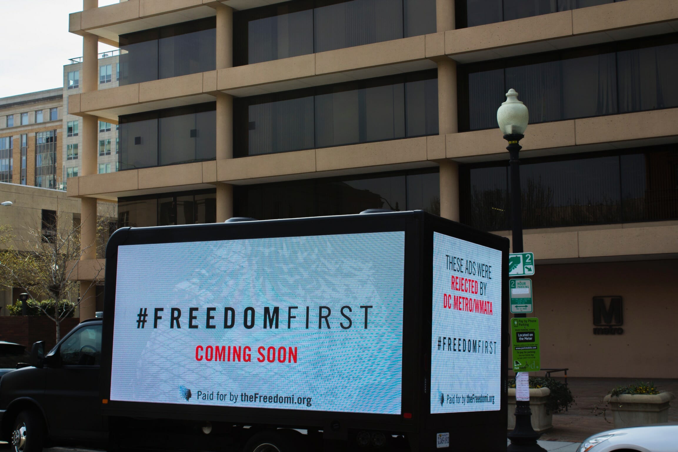 #FreedomFirst